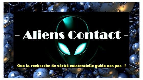 - Aliens contact -